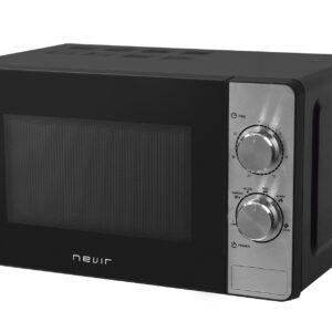 microondas nevir nvr-6232 ms negro 20l