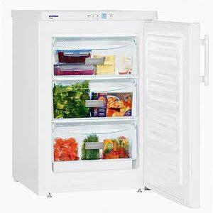congelador liebherr g1223 blanco 0.85m