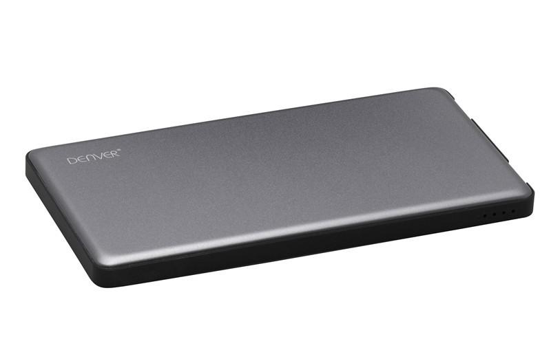 batería portátil denver pbs5003 5000 mah