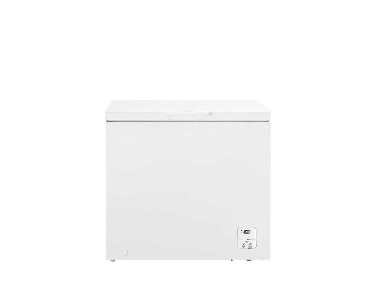 congelador arcón hisense ft237d4bw21 blanco 0.92m
