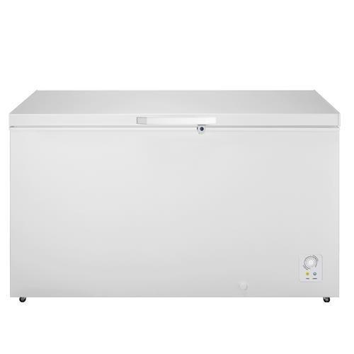 congelador arcón hisense ft546d4aw1 1.44m blanco