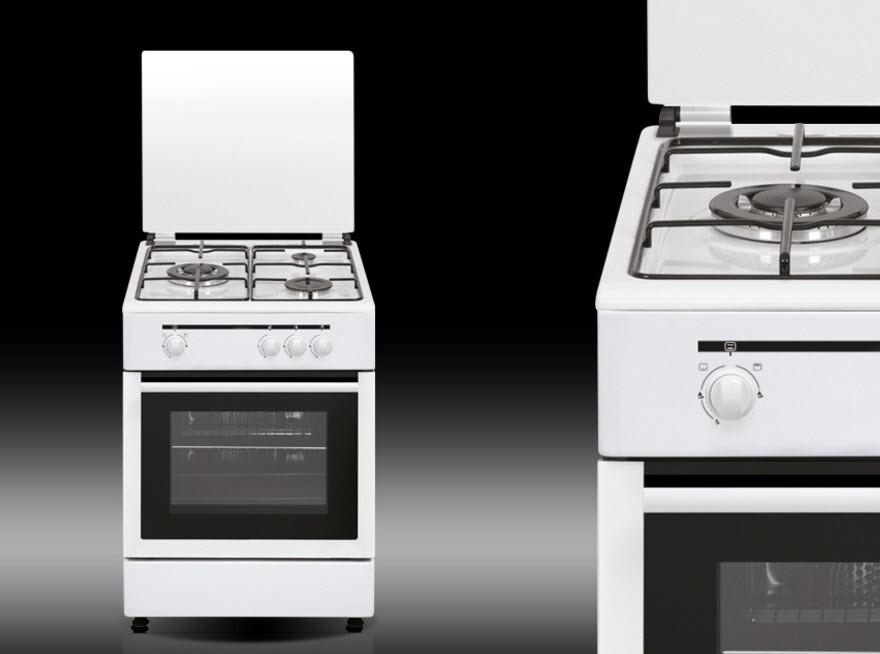 cocina gas vitrokitchen cb5530bn 50cm