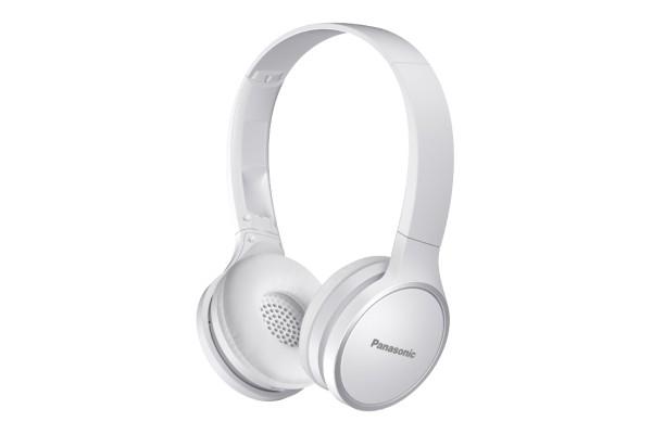 auriculares panasonic rphf400b blanco bluetooth
