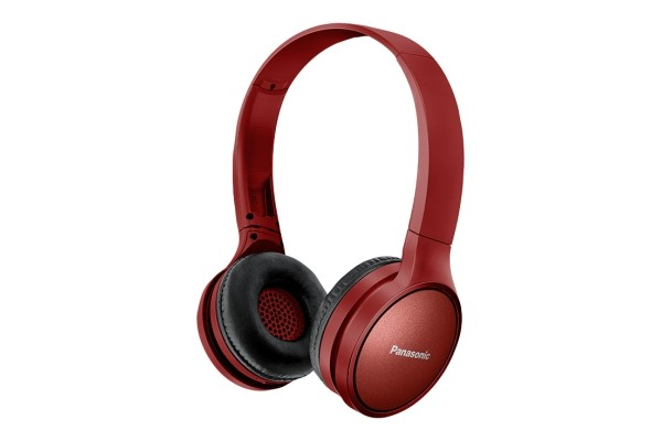 auriculares panasonic rphf410b rojo