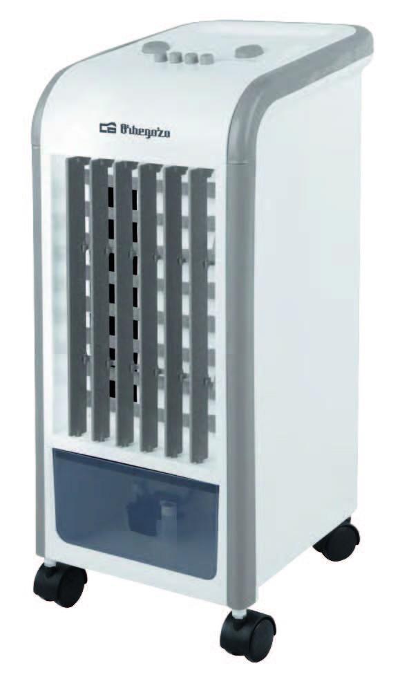 climatizador orbegozo air40 3en1