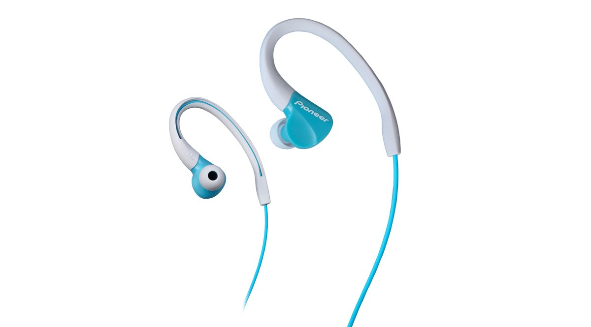 auriculares pioneer see3gr azul claro