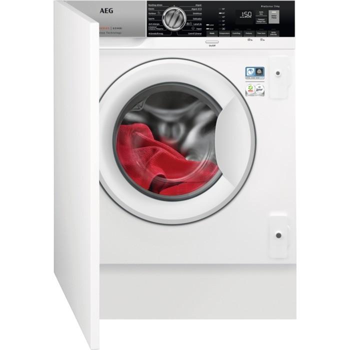 lavasecadora integrable aeg l7wee741bi 7/4kg