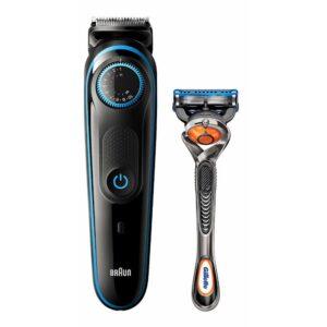 barbero braun bt5240 + gillette