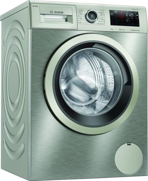 lavadora bosch wau28phxes inox 9kg homeconnect