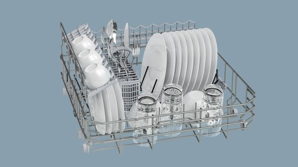 lavavajillas compacto siemens sk75m522eu inox