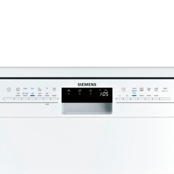 lavavajillas siemens sn236w01ie blanco