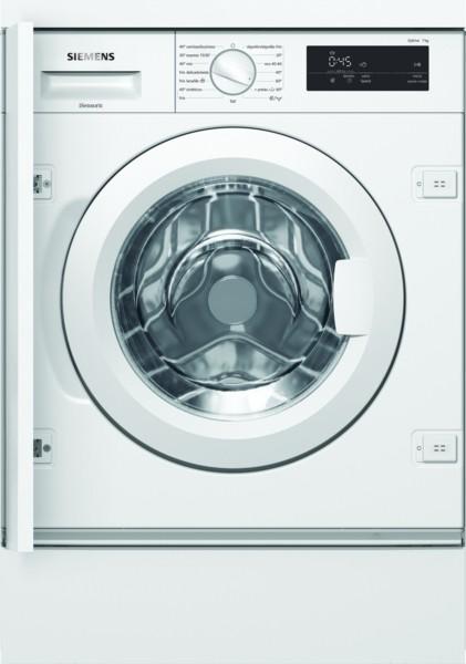 lavadora integrable siemens wi12w324es 7kg