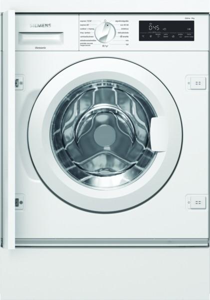 lavadora integrable siemens wi14w541es 8kg