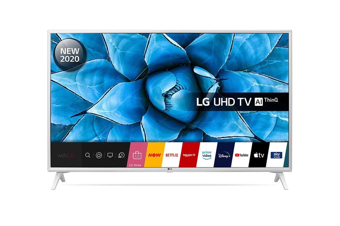 tv led lg 49un73906 4k ia blanco