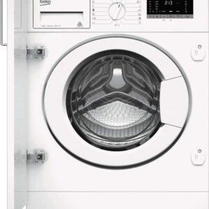 lavadora integrable beko witv 8612 xw0r 8kg