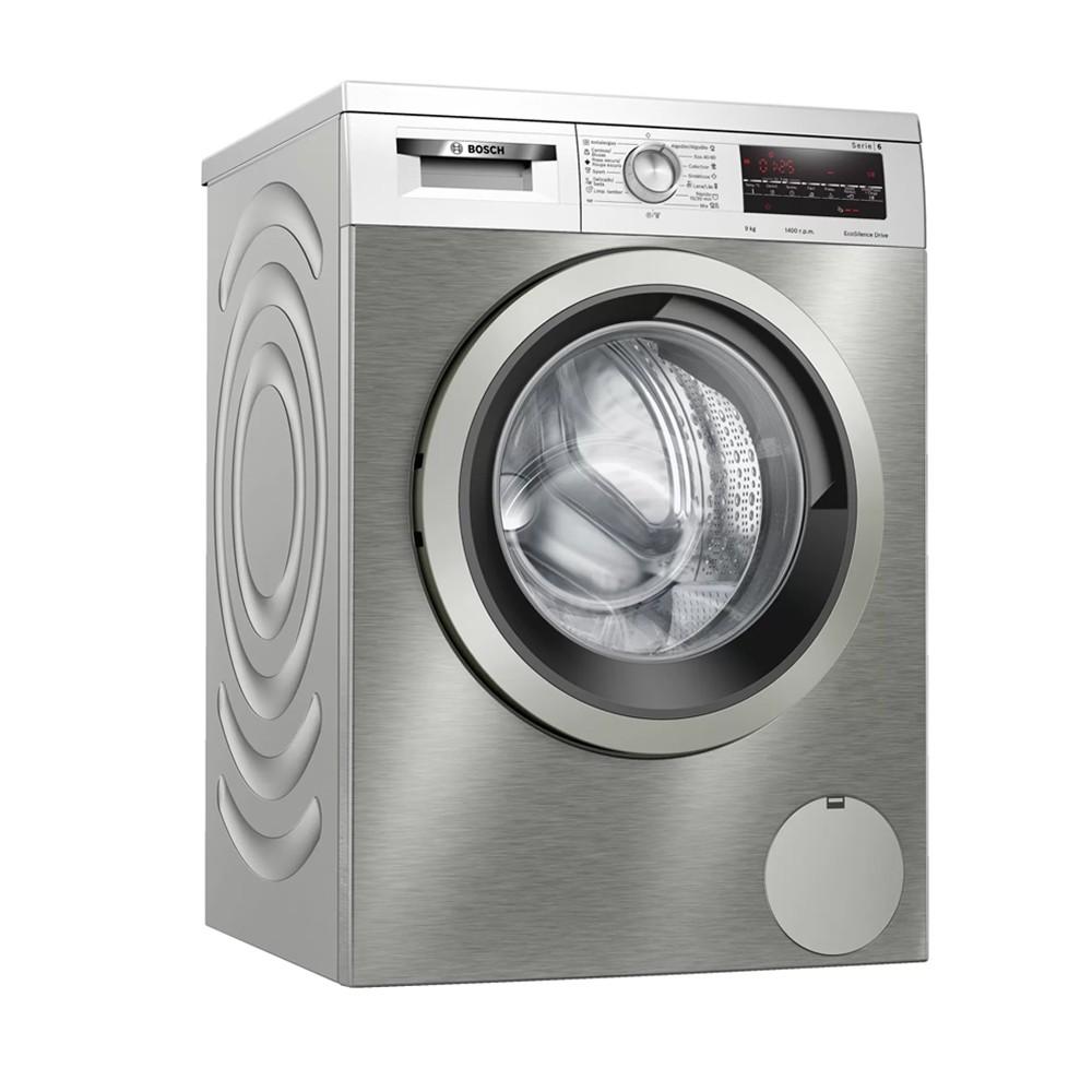 lavadora bosch wuu28t7xes inox 9kg