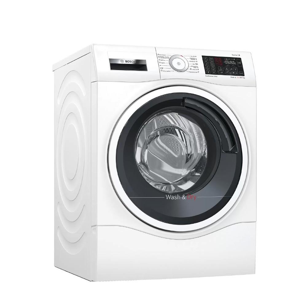 lavasecadora bosch wdu8h541es blanco 10/6kg