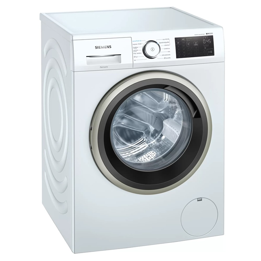 lavadora siemens wm14uq90es blanco 9kg