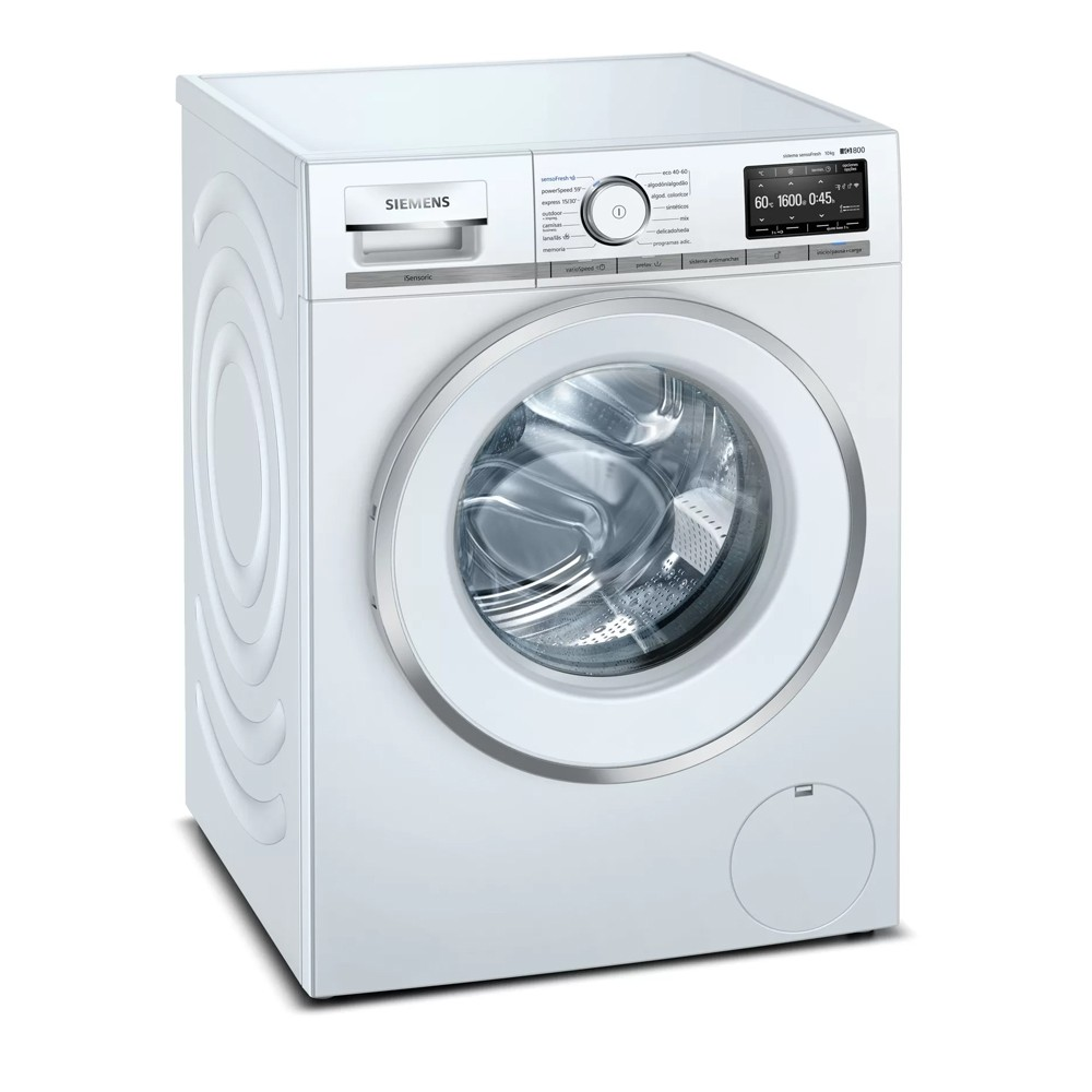 lavadora siemens wm16xfh1es blanco 10kg