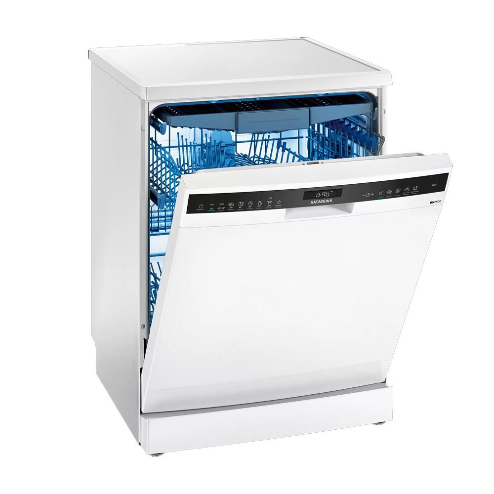 lavavajillas siemens sn25zw49ce blanco 3ªbandeja