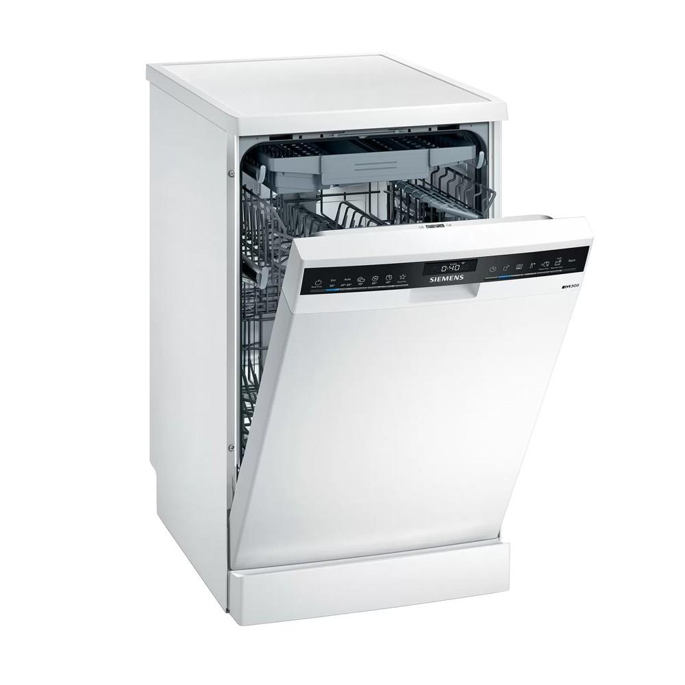 lavavajillas siemens sr23hw65me blanco 45cm 3ªband