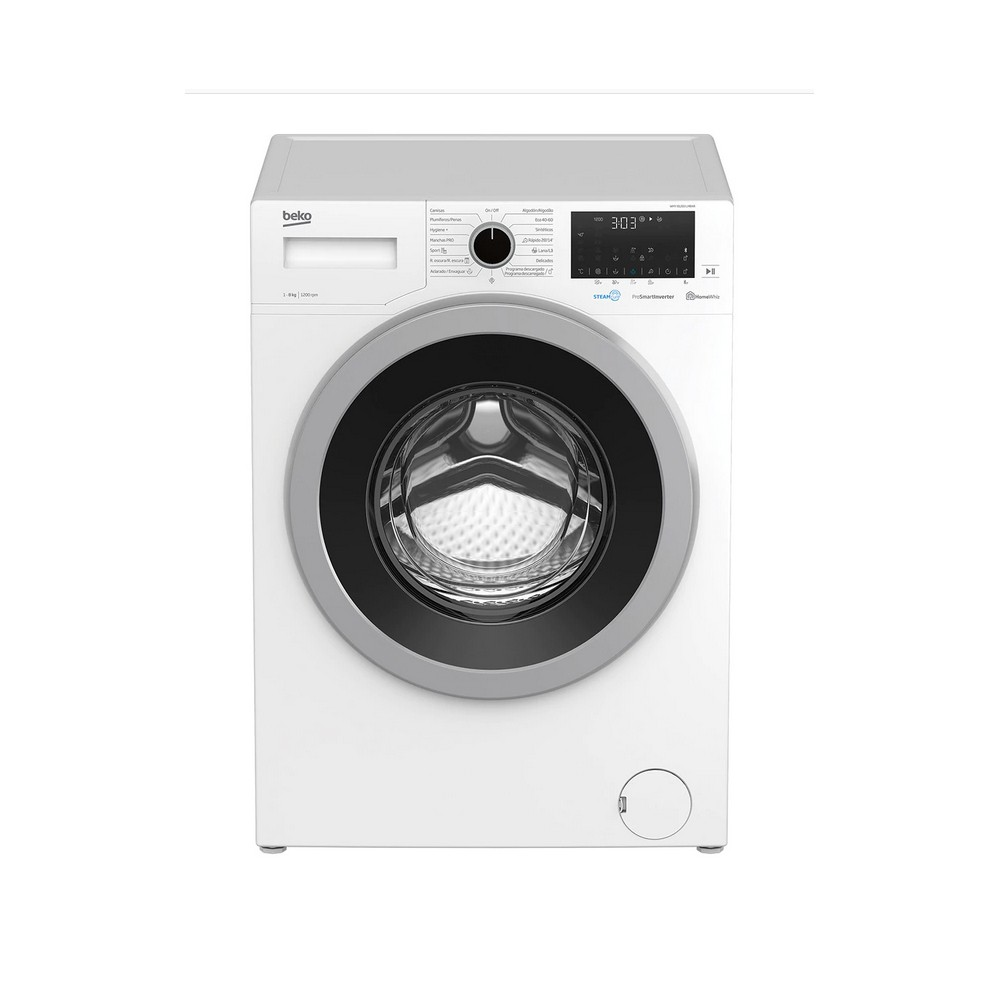 lavadora beko wmy 81283 lmb4r blanco 8kg