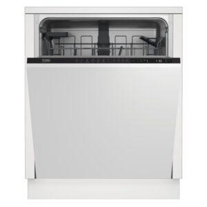 lavavajillas integrable beko din26410