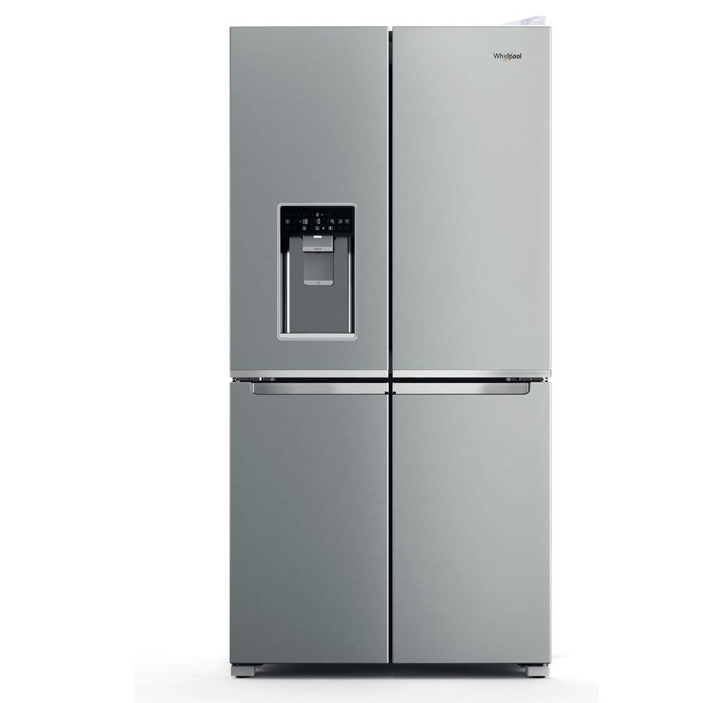 frigorífico multidoor whirlpool wq9imo1l inox 1.87