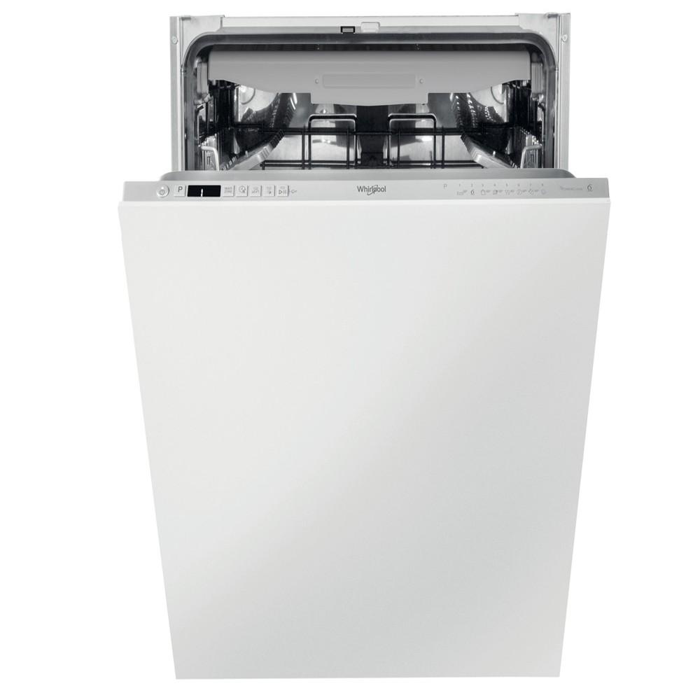 lavavajillas integrable whirlpool wic 3c34 pfe s
