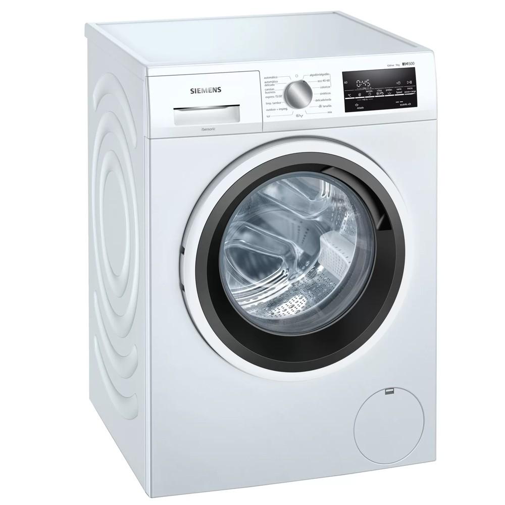 lavadora siemens wm12us61es blanco 9kg