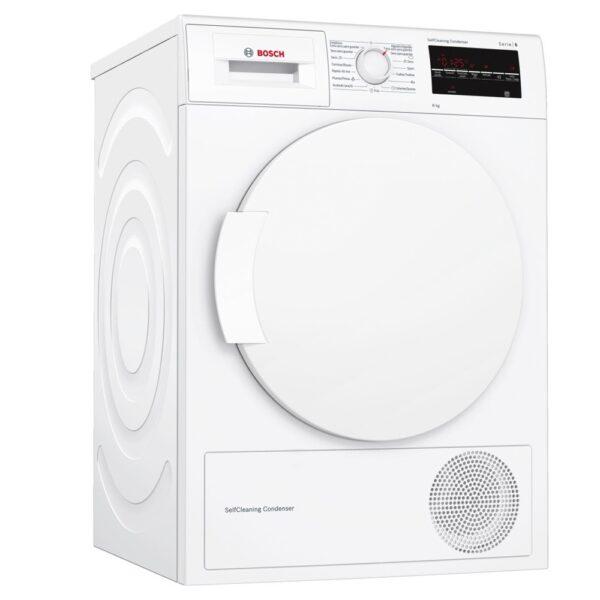 secadora bosch wtg87229es blanco 8kg