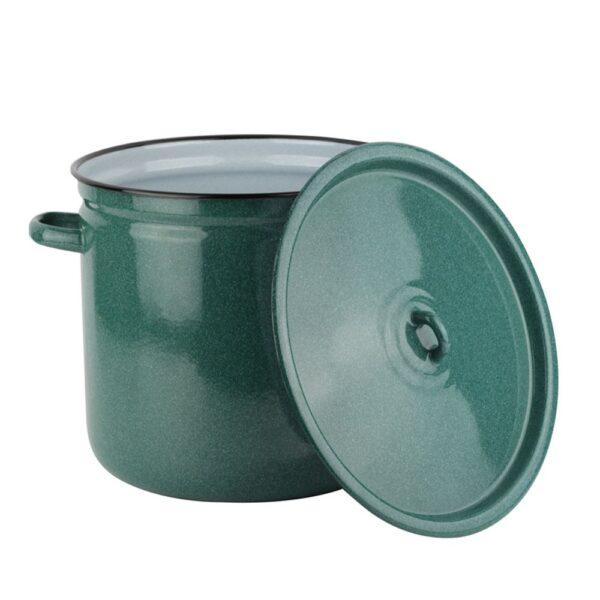 olla alta vitrex campo 24cm verde 9,2l