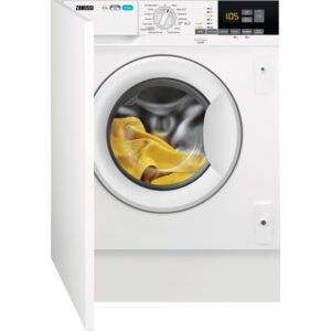 lavasecadora integrable zanussi zwt816pcwa 8/4kg
