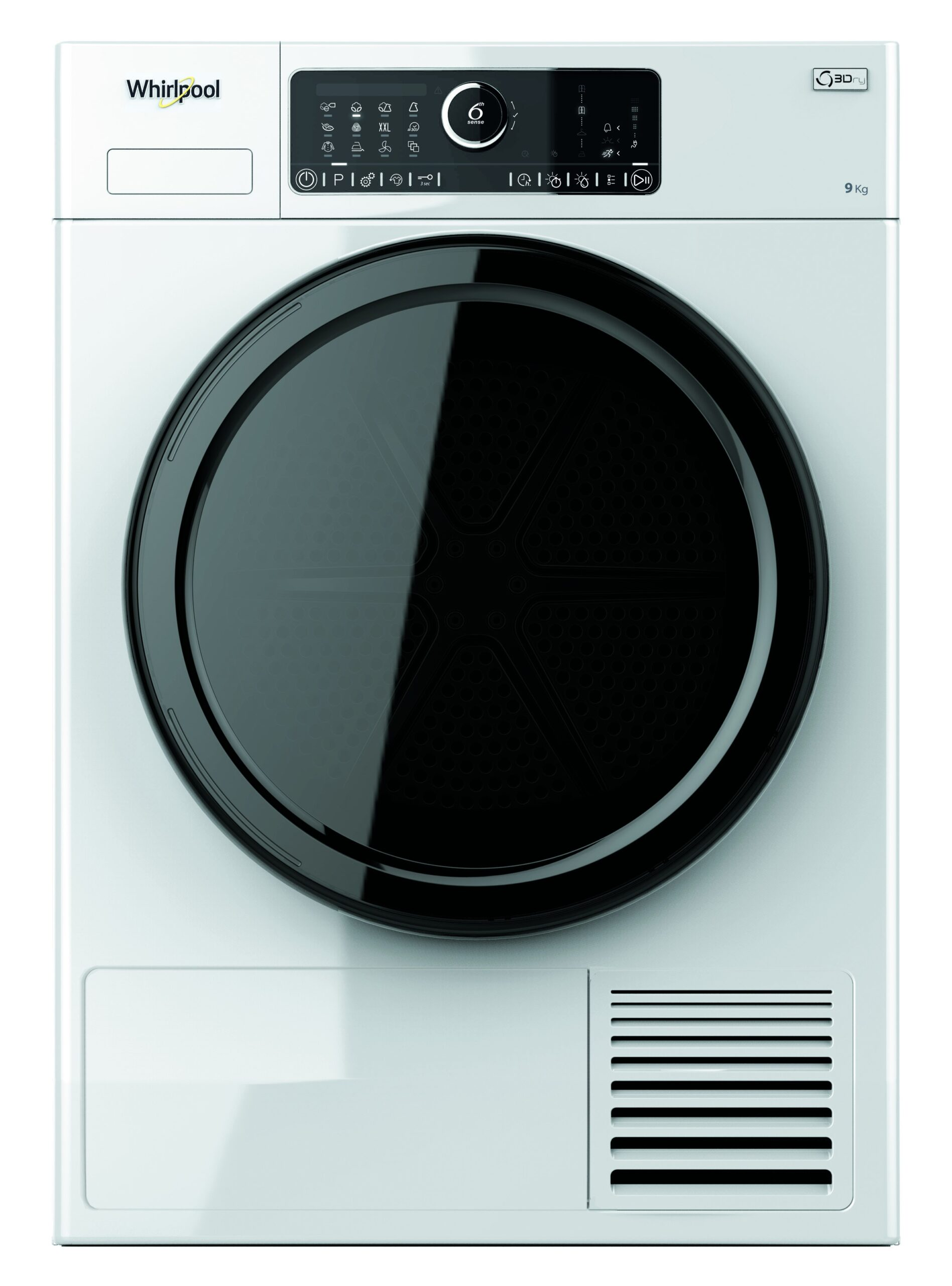 secadora whirlpool stu92eeu blanco 8kg