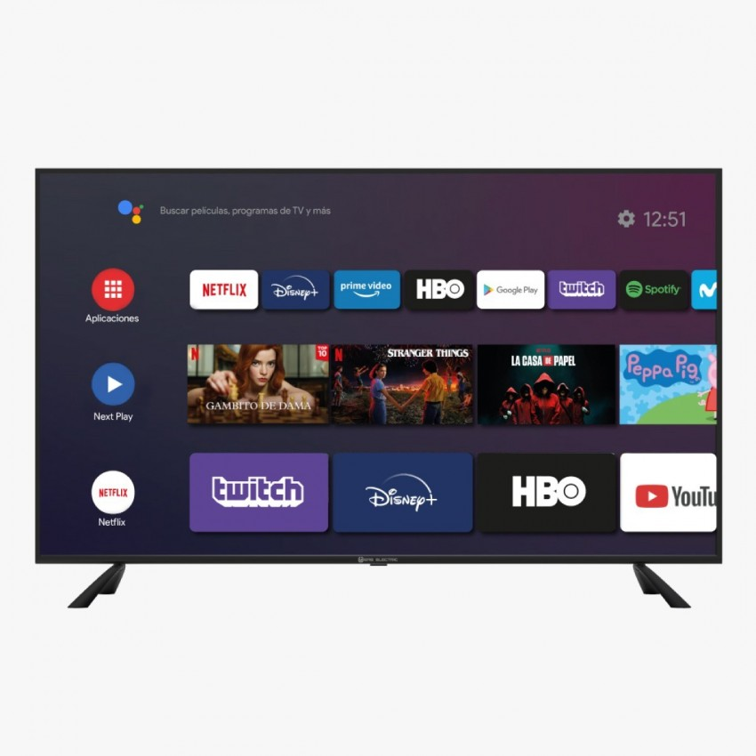 TV EAS ELECTRIC E65AN90G