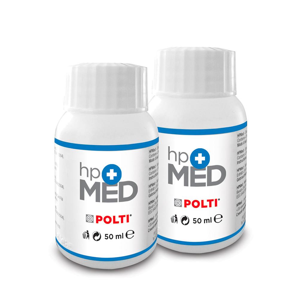 Polti HPMed 2 envases + 4 mechas PAEU0244