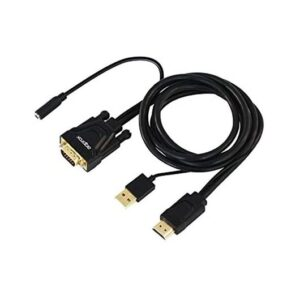 ADAPTADOR HDMI M A vía M APPROX APPC22 NEGRO