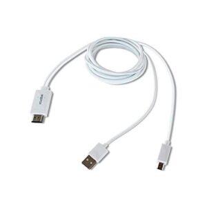 ADAPTADOR MHL 1.0 A HDMI APPROX APPC23 BLANCO
