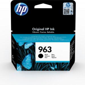 HP 963 CARTUCHO DE TINTA HP963 NEGRO (3JA26AE)