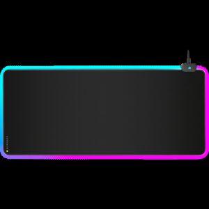 Corsair MM700 RGB Alfombrilla de ratón para juegos Negro