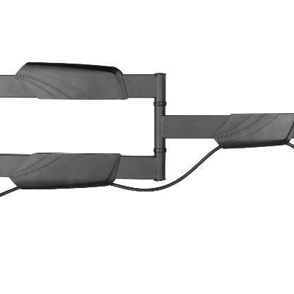 """Ewent EW1525 soporte para TV 139,7 cm (55"""") Negro"""