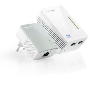 ADAPTADOR PLC TP-LINK AV500 TL-WPA4220 KIT 2UDS
