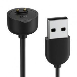 Xiaomi BHR4641GL accesorio para registro de la actividad Negro Cable de carga