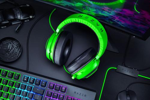 Razer Kraken Auriculares díadema Verde