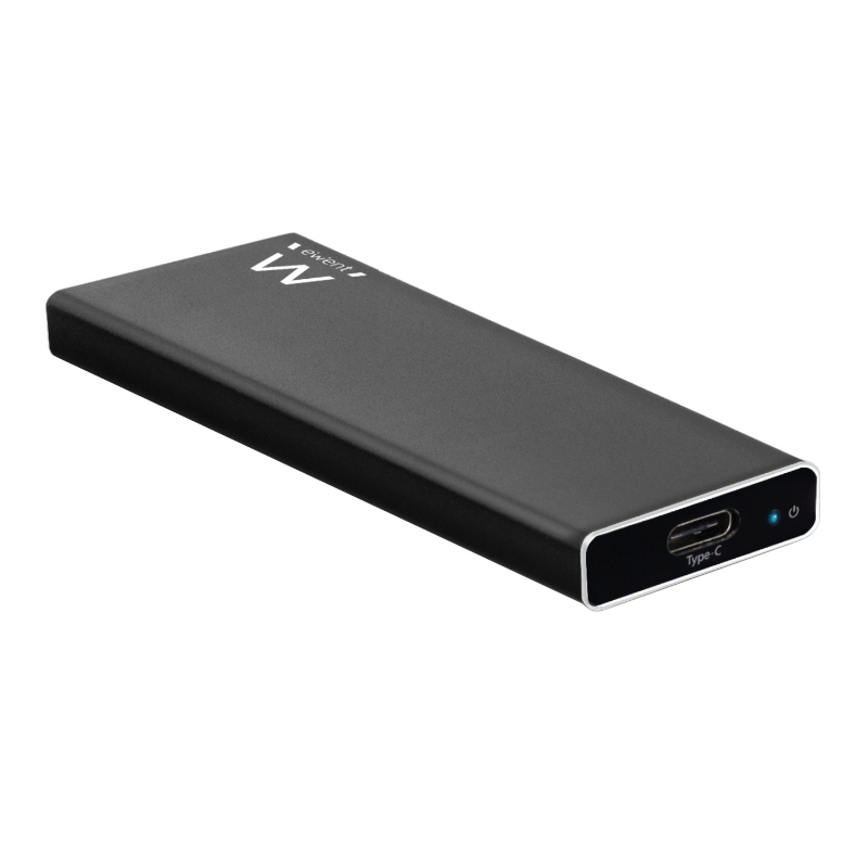 Ewent EW7024 Carcasa USB-C 3.1 Gen2 M.2 NVMe SSD
