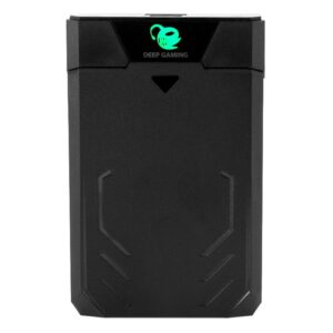 "CoolBox CAJA HDD 2.5"" GAMING DEEPCASE USB3.0 Negra"