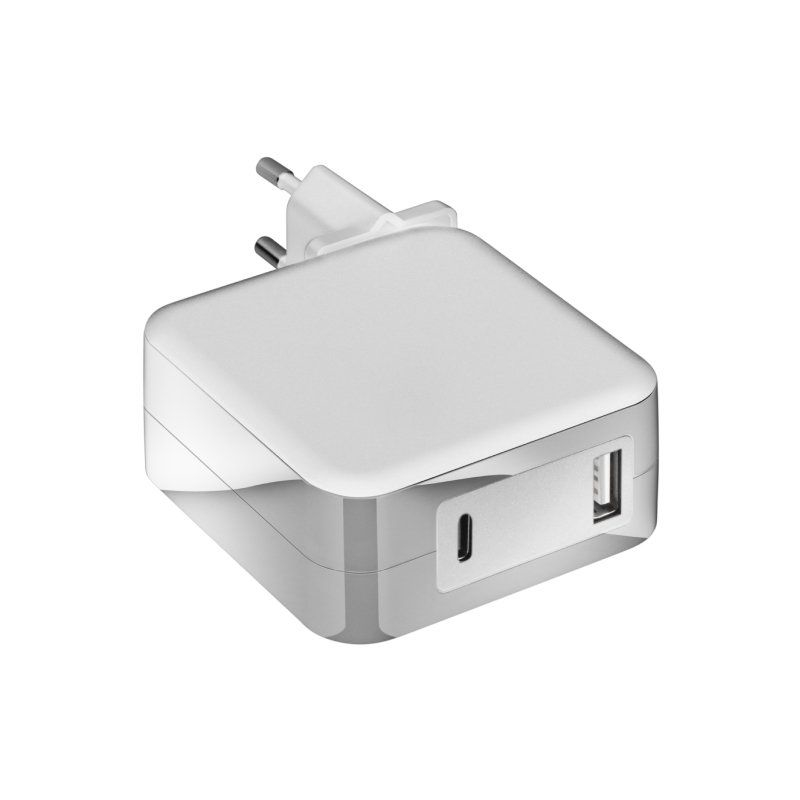 Mars Gaming Cargador Universal 90W USB-C 3.0 White