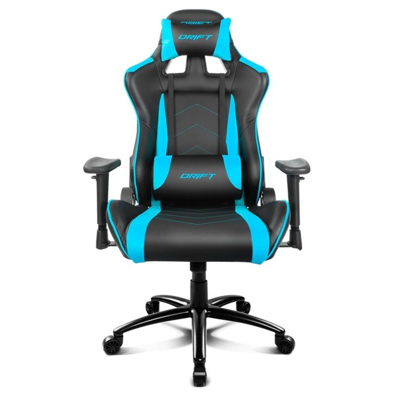 Drift Silla Gaming DR150 Black/ Blue
