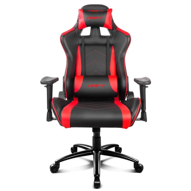 Drift Silla Gaming DR150 Black/ Red