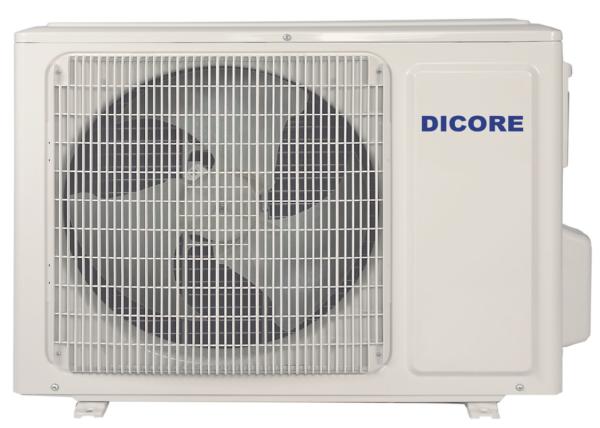 Aire Acondicionado DICORE super inverter ASDGR70AYIRDC